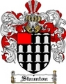 Thumbnail Staunton Family Crest  Staunton Coat of Arms
