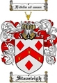 Thumbnail Staveleigh Family Crest  Staveleigh Coat of Arms
