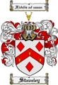 Thumbnail Staveley Family Crest  Staveley Coat of Arms