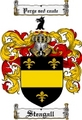 Thumbnail Steagall Family Crest  Steagall Coat of Arms