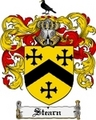 Thumbnail Stearn Family Crest  Stearn Coat of Arms