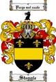 Thumbnail Steggle Family Crest  Steggle Coat of Arms
