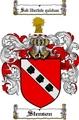 Thumbnail Stenson Family Crest  Stenson Coat of Arms