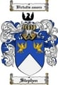 Thumbnail Stephen Family Crest  Stephen Coat of Arms