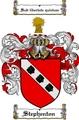 Thumbnail Stephenton Family Crest  Stephenton Coat of Arms