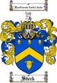 Thumbnail Sterk Family Crest  Sterk Coat of Arms