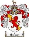 Thumbnail Steuart Family Crest  Steuart Coat of Arms