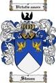 Thumbnail Steven Family Crest  Steven Coat of Arms
