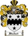 Thumbnail Stodart Family Crest  Stodart Coat of Arms