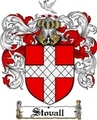 Thumbnail Stovall Family Crest  Stovall Coat of Arms