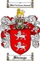 Thumbnail Strange Family Crest  Strange Coat of Arms