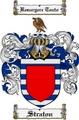 Thumbnail Straton Family Crest  Straton Coat of Arms