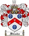Thumbnail Streeter Family Crest  Streeter Coat of Arms
