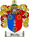 Thumbnail Strethe Family Crest  Strethe Coat of Arms