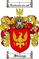 Thumbnail Stronge Family Crest  Stronge Coat of Arms