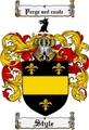 Thumbnail Style Family Crest  Style Coat of Arms