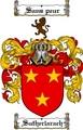 Thumbnail Sutherlarach Family Crest  Sutherlarach Coat of Arms