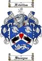 Thumbnail Swayne Family Crest  Swayne Coat of Arms