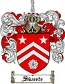 Thumbnail Sweete Family Crest  Sweete Coat of Arms