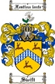 Thumbnail Swift Family Crest  Swift Coat of Arms