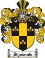 Thumbnail Symonds Family Crest  Symonds Coat of Arms