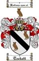 Thumbnail Tackett Family Crest  Tackett Coat of Arms