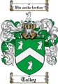 Thumbnail Talley Family Crest  Talley Coat of Arms