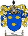 Thumbnail Tan Family Crest  Tan Coat of Arms