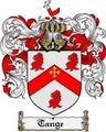 Thumbnail Tange Family Crest  Tange Coat of Arms