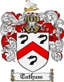 Thumbnail Tathum Family Crest  Tathum Coat of Arms