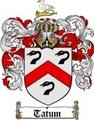Thumbnail Tatum Family Crest  Tatum Coat of Arms