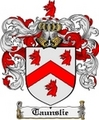 Thumbnail Taunslie Family Crest  Taunslie Coat of Arms