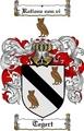 Thumbnail Tegert Family Crest  Tegert Coat of Arms