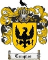 Thumbnail Temples Family Crest  Temples Coat of Arms