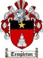Thumbnail Templeton Family Crest / Templeton Coat of Arms