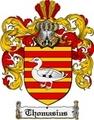 Thumbnail Thomasius Family Crest  Thomasius Coat of Arms