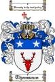 Thumbnail Thomsoun Family Crest  Thomsoun Coat of Arms