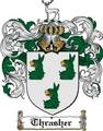 Thumbnail Thrasher Family Crest  Thrasher Coat of Arms