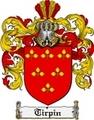 Thumbnail Tirpin Family Crest  Tirpin Coat of Arms