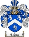 Thumbnail Togher Family Crest  Togher Coat of Arms