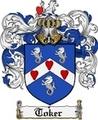 Thumbnail Toker Family Crest  Toker Coat of Arms