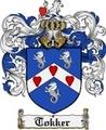 Thumbnail Tokker Family Crest  Tokker Coat of Arms