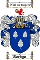 Thumbnail Torbyn Family Crest  Torbyn Coat of Arms