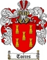 Thumbnail Torres Family Crest / Torres Coat of Arms