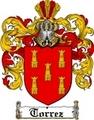 Thumbnail Torrez Family Crest  Torrez Coat of Arms