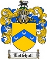 Thumbnail Tottehull Family Crest  Tottehull Coat of Arms