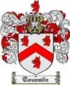 Thumbnail Tounslie Family Crest  Tounslie Coat of Arms