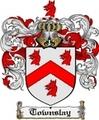 Thumbnail Townslay Family Crest  Townslay Coat of Arms