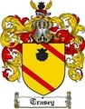 Thumbnail Trasey Family Crest  Trasey Coat of Arms