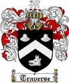 Thumbnail Traverse Family Crest  Traverse Coat of Arms